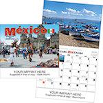 Mexico Bilingual Wall Calendars